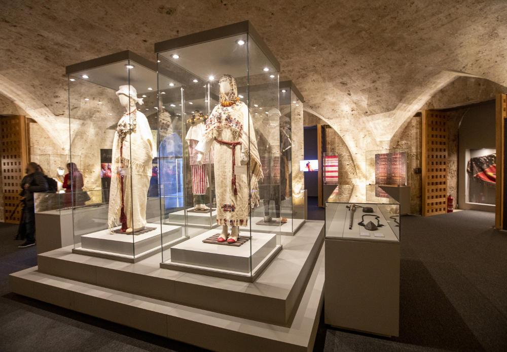 La Alhambra ofrece visitas guiadas a la muestra 'La Granada zirí y el universo beréber'