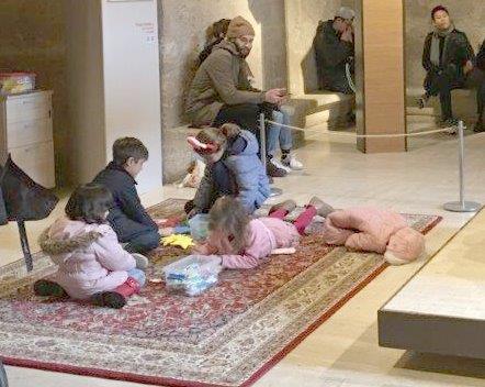 Navidad en el museo de la Alhambra