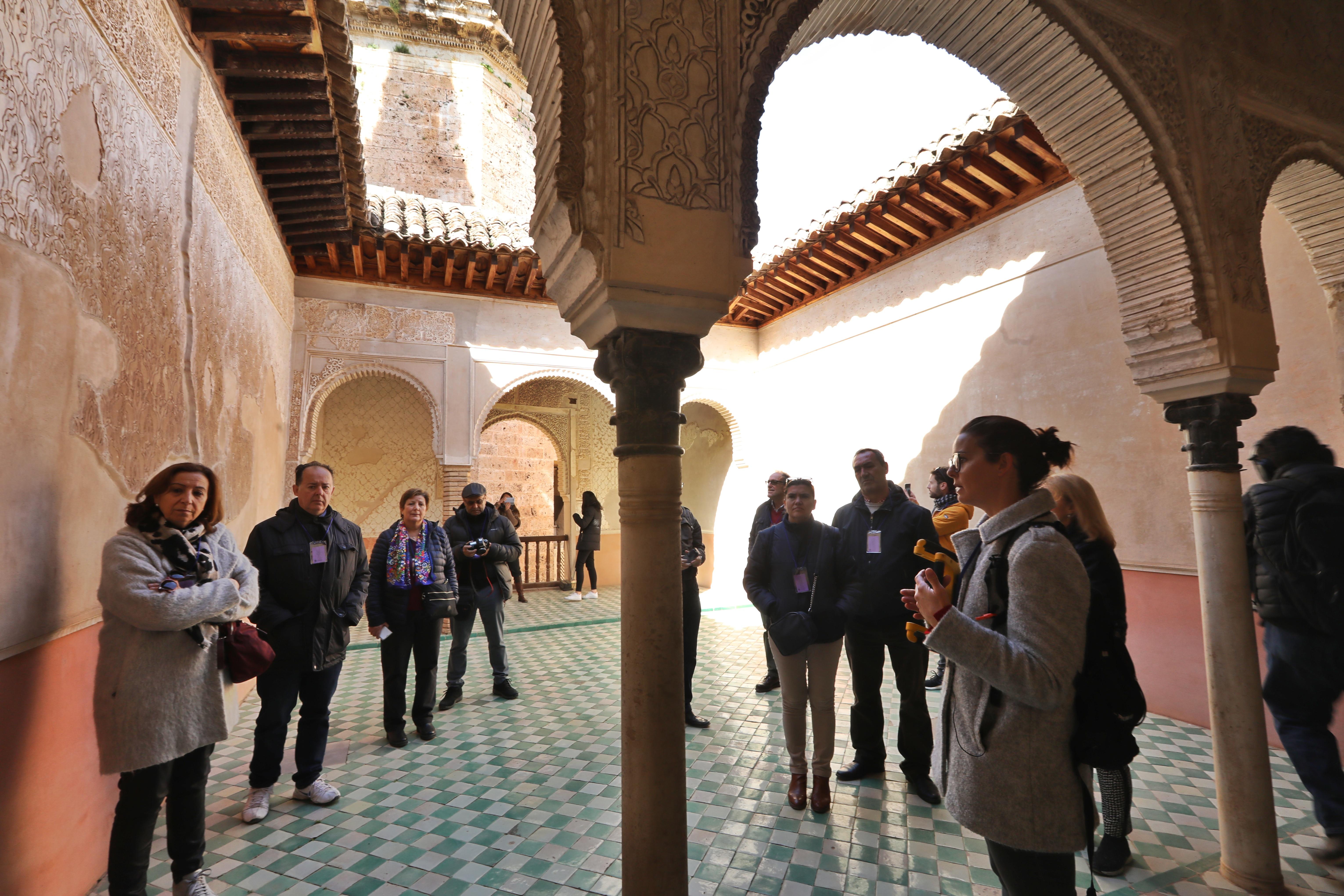 La Alhambra más desconocida se abre a los granadinos