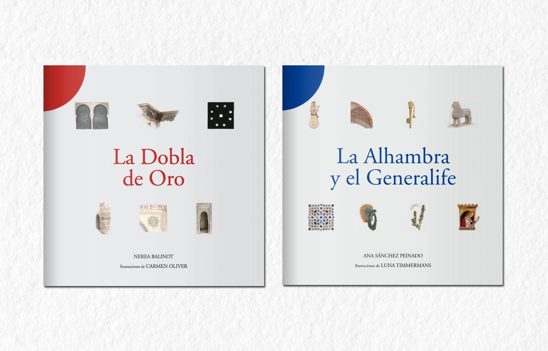 La Alhambra, más accesible con su colección 'En lectura fácil'