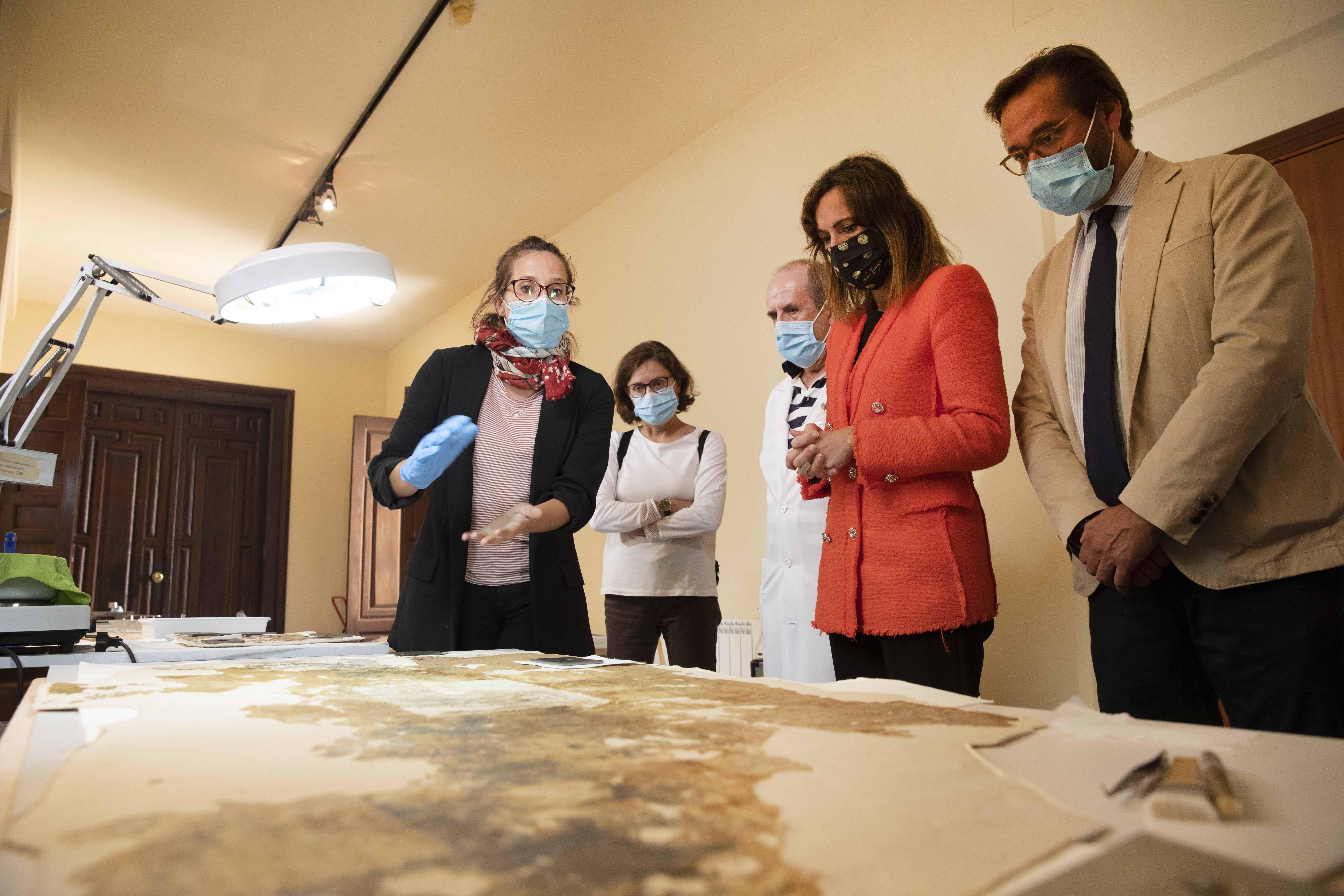 El valor patrimonial y artístico del Maristán de Granada sigue creciendo