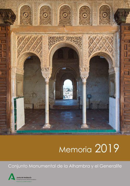 Memoria de actividades: 2019