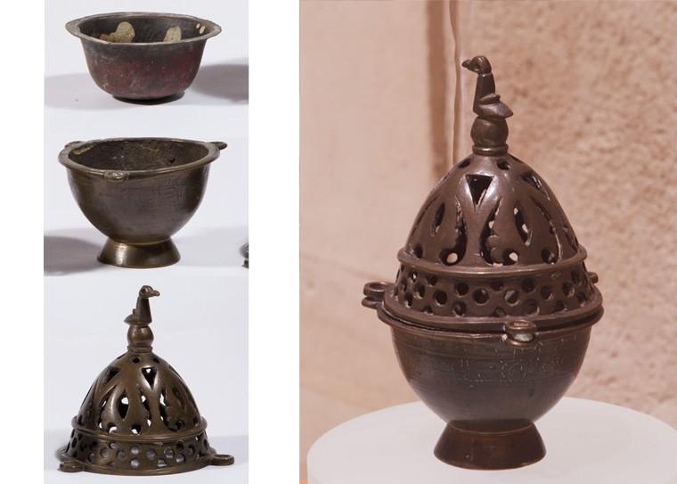 Incensario almorávide, una pieza única en el arte hispanomusulmán