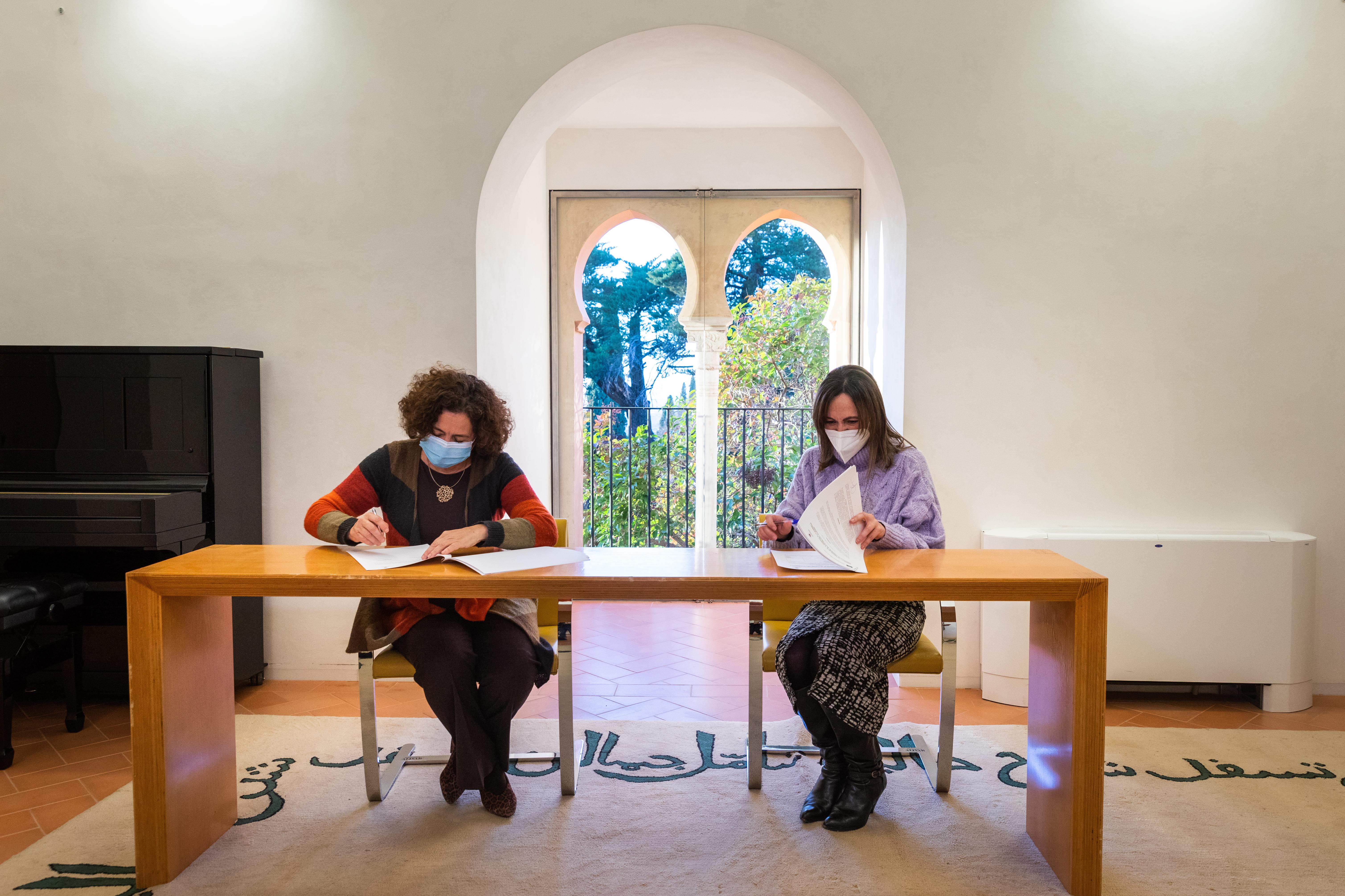 La Alhambra invertirá 500.000 euros para la recuperación del Albercón del Moro