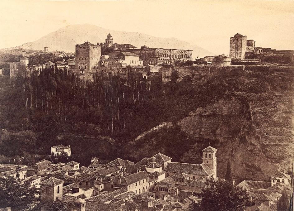 La Alhambra lanza un sitio web dedicado al 150 aniversario de su declaración como Monumento Nacional
