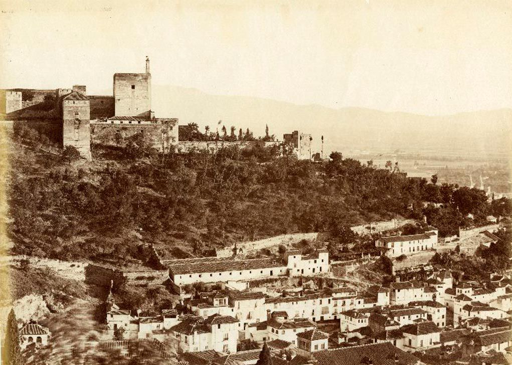 Declaration as a national monument: the seed of the modern Alhambra