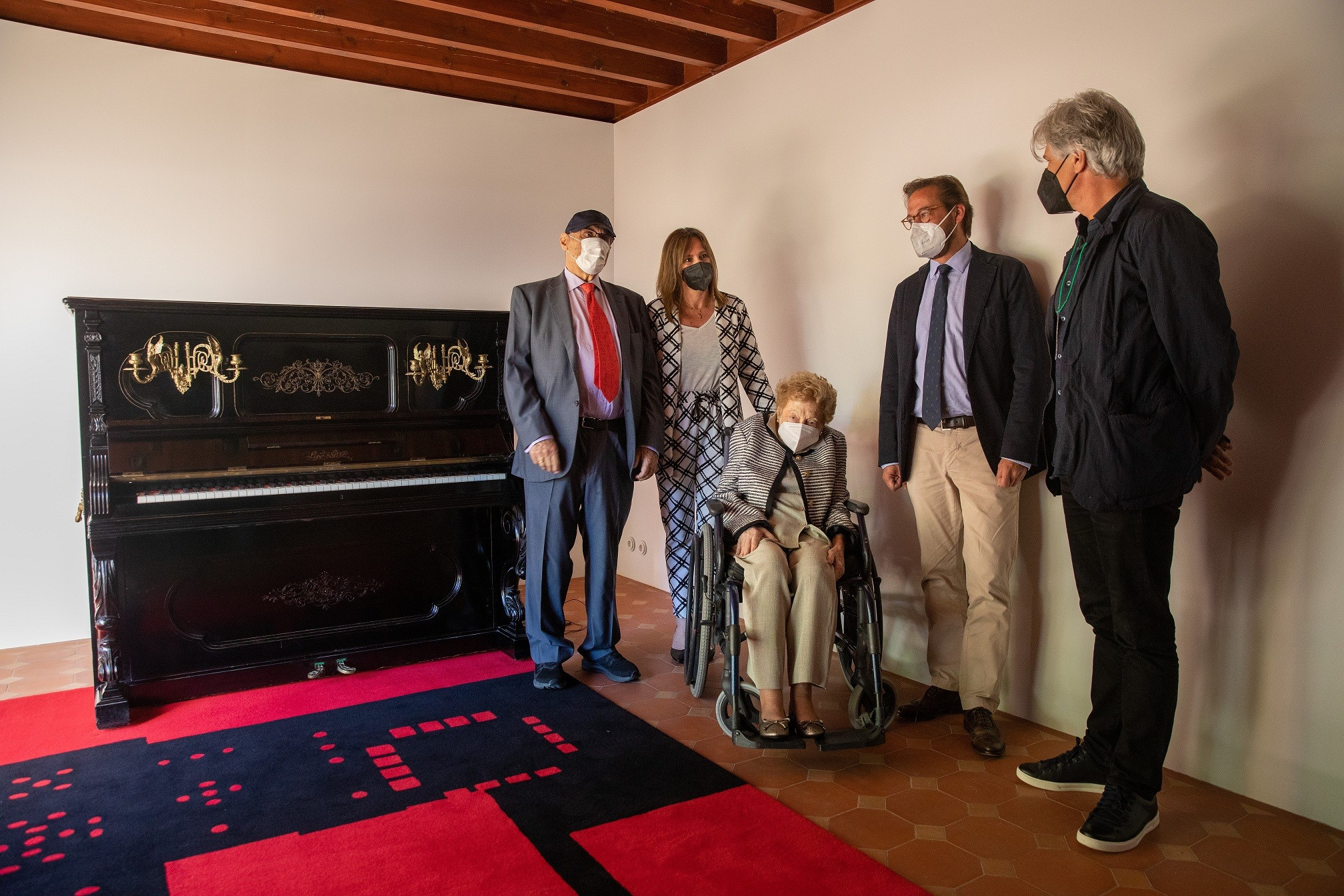 La Alhambra muestra de nuevo el legado de Ángel Barrios