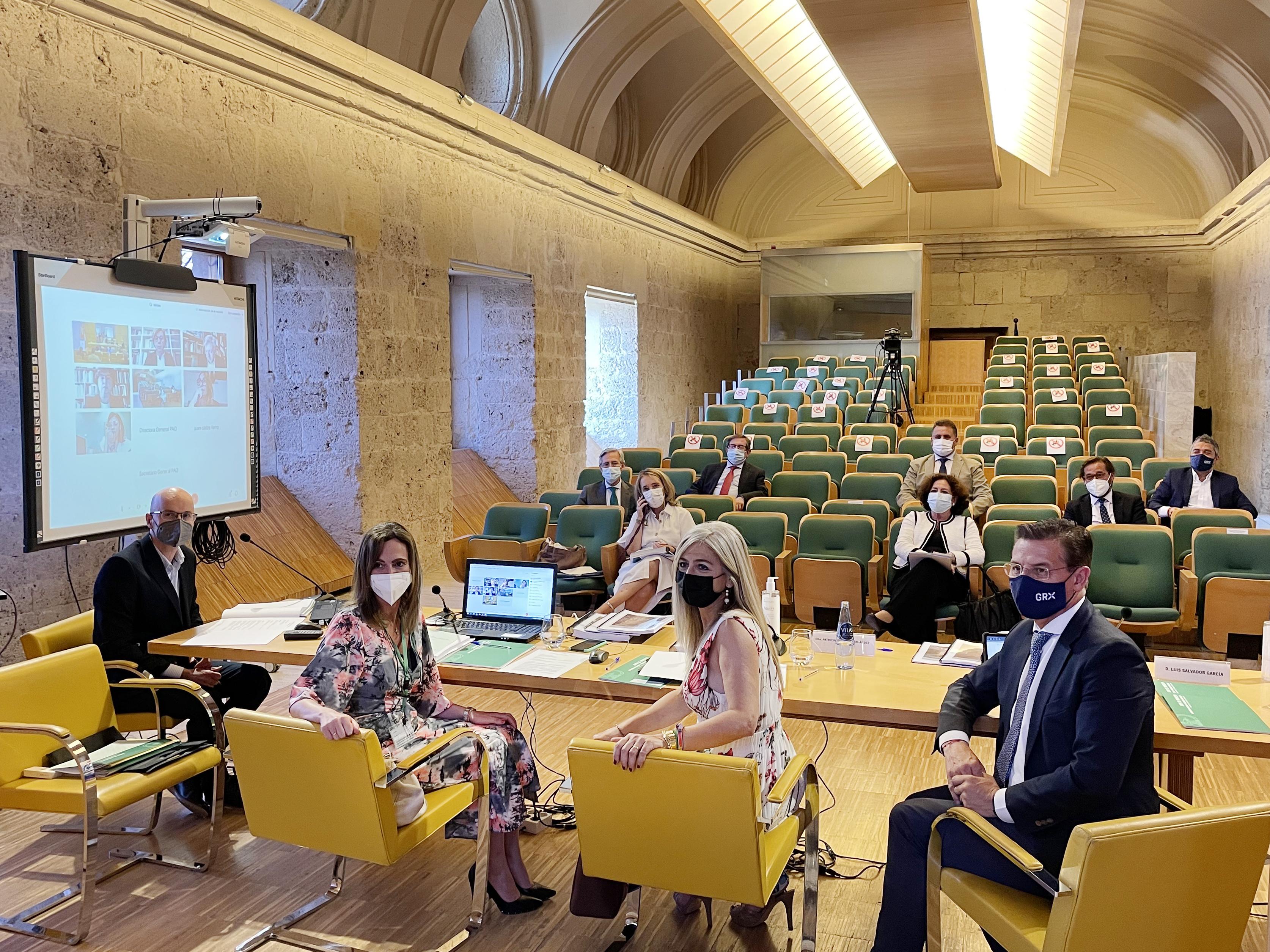 La Alhambra prorroga su Plan Director hasta diciembre de 2021 para su evaluación y revisión