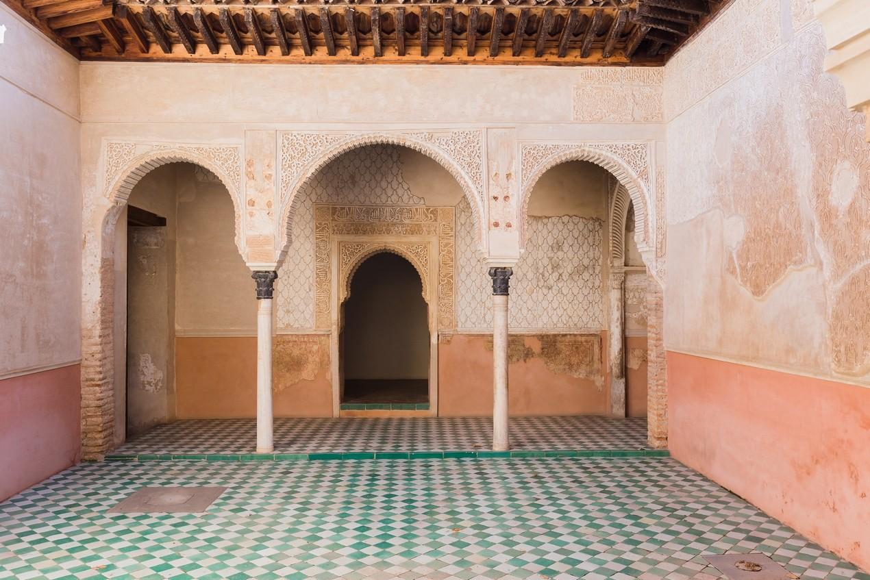 En femenino: ¿dónde vivían las mujeres nazaríes en la Alhambra?