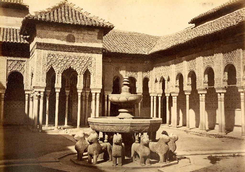 Jean Laurent y la Alhambra