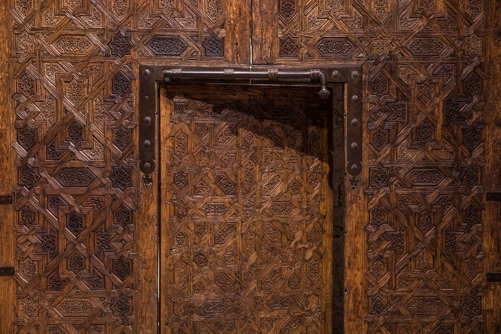 La puerta de la Qubba Mayor
