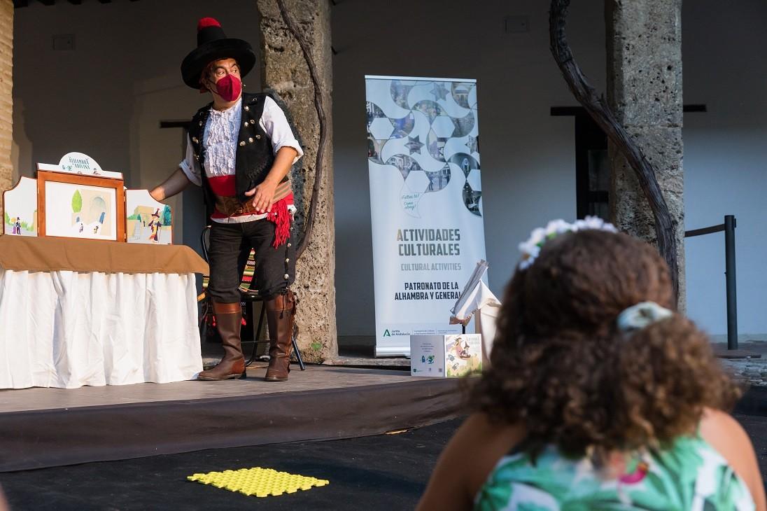 La Alhambra programa para este otoño talleres, actuaciones musicales y lecturas dramatizadas